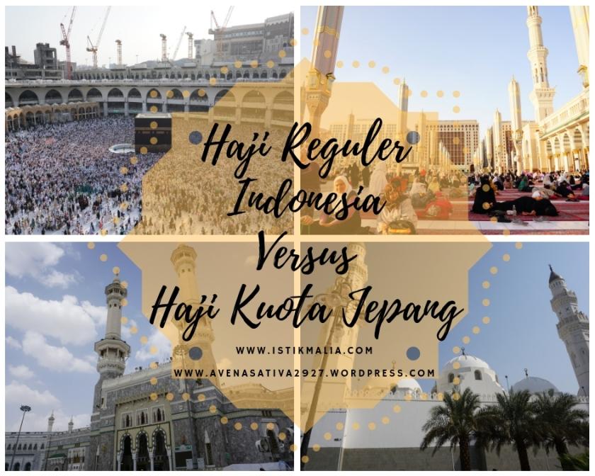 Haji reguler indonesia vs kuota jepang